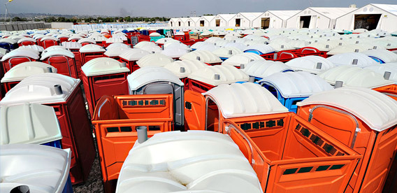 Champion Portable Toilets in Greenwood Village,  CO